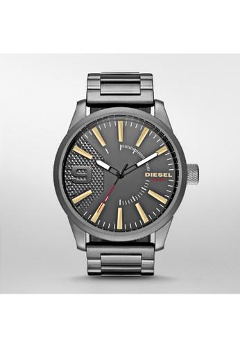 Rasp工業風腕錶 DZzalora 男鞋 評價1762, 錶類, 時尚型