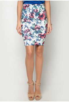 Trisha Pencil Skirt