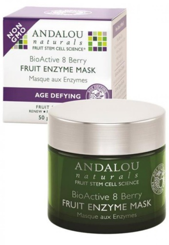 Andalou Naturals BioActive 8 Berry Fruit Enzyme Mask AN136BE97PAGSG_1