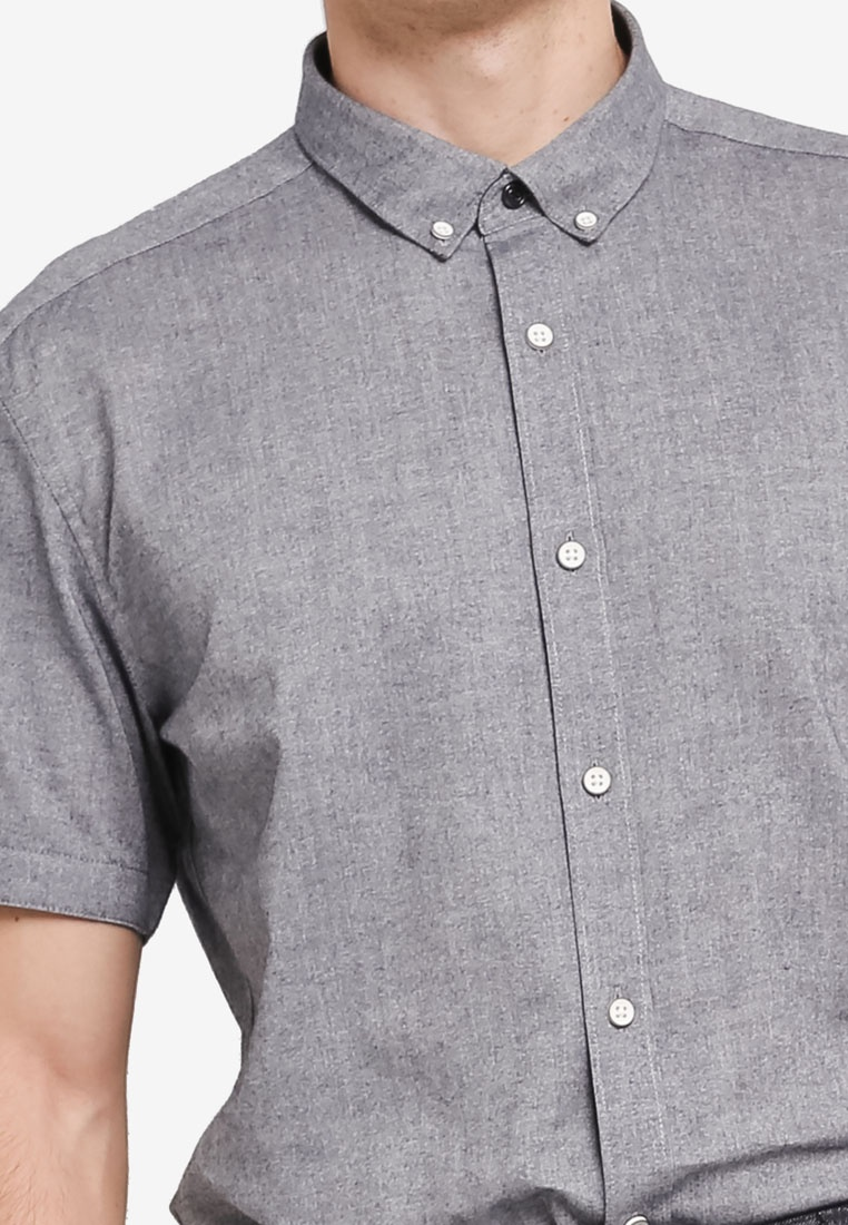 Cloud Shirt Sleeve G2000 Peach Burst Short PxSOqqwUB