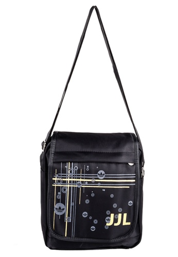Jewelplace black Glamour Sling Bag JE882AC23UKIPH_1
