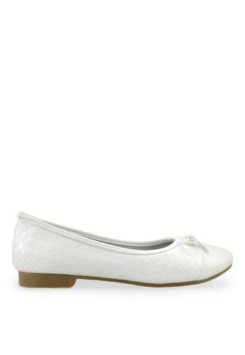 Footspot white FOOTSPOT - Casual Shoes FO296SH2V7K0HK_1