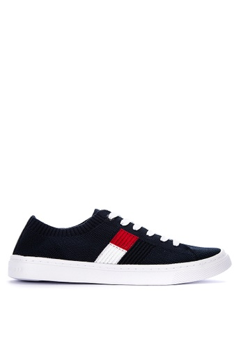 Knitted Flag Lightweight Sneakers
