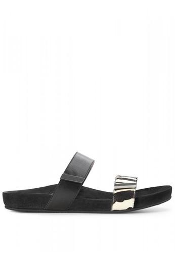 Vionic black Grace Jura Slide 415EDSH501C1ADGS_1