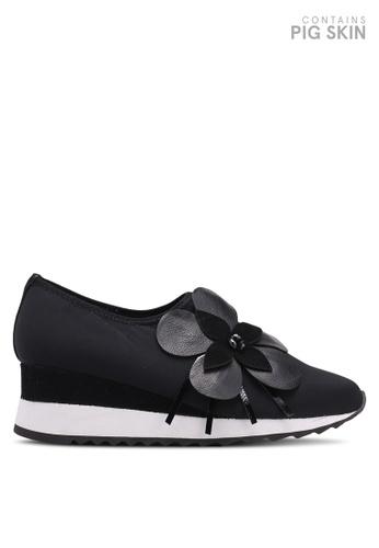 BETSY black Slip On Sneakers C86F7SH284B473GS_1