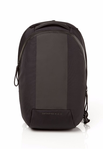 Samsonite Red black Samsonite Red Porris Backpack M (Black) SA464AC0SGFUMY_1