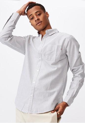 Cotton On white Brunswick Shirt 3 F84F6AA80CCAD9GS_1