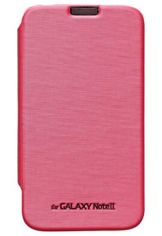 Techno Flip Cover for Samsung Galaxy Note II