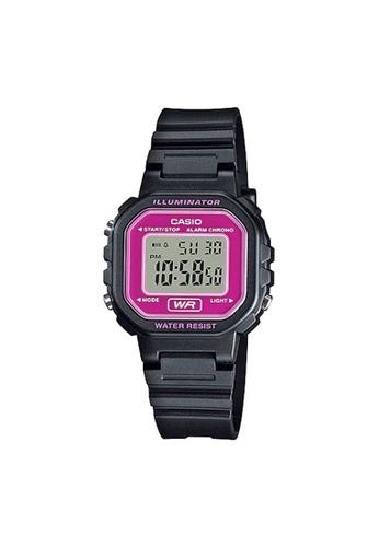 Casio pink Casio Kids Digital Watch (LA-20WH-4A) 0F8E5KCB0F7B35GS_1