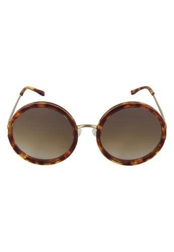 MAesprit twD HATTER 太陽眼鏡, 飾品配件, 圓框