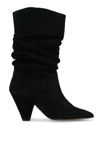 Carvela KG black Black Suede Boots CA459SH0SCM3MY_1