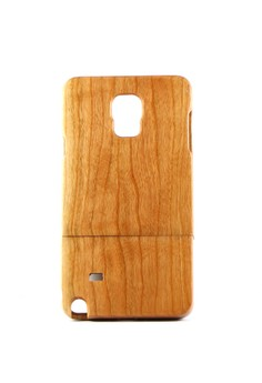 Genuine Wood Full Cover for Samsung Note 4