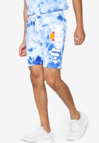 ellesse multi Bossini Tie Dye Shorts 190D6AAC1D61D4GS_1