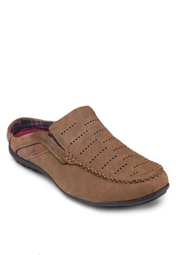 仿皮雕zalora是哪裡的牌子花休閒拖鞋, 鞋, 鞋