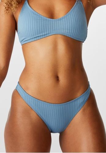 Cotton On Body blue Full Bikini Bottom 2303EUSAE5900FGS_1