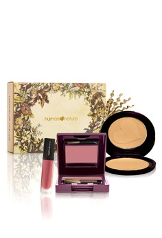 Christmas Glow Makeup Set