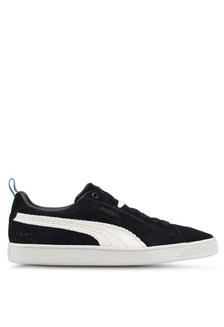 a28eaa951ee2 Puma x Big Sean Suede Shoes 8B1B7SH9B26FBEGS 1