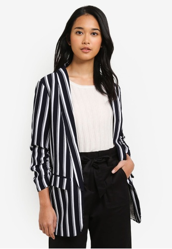 ONLY blue Piper Blazer 82984AAB43AB23GS_1