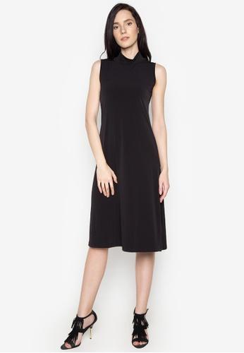 Cole Vintage black Drine Dress CO446AA0J70CPH_1