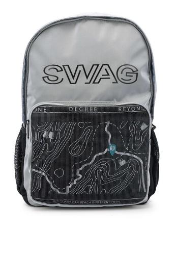 361° grey Sports Life Backpack 460FEAC206DE06GS_1