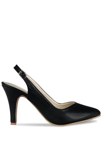CLAYMORE black Claymore sepatu high heels B 704 T Black CL635SH0UIY9ID_1