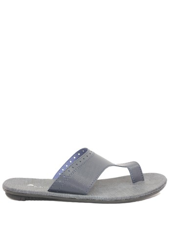 Dr. Kevin blue Dr. Kevin Men Sandals 17229 - Blue B0F5FSH4A2E134GS_1