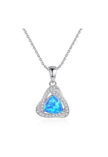 MATCH silver Premium Silver S925 Silver Heart Necklace 1921DAC1D0BDF1GS_1