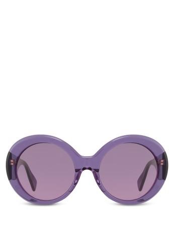 Rock Iconesprit專櫃s Medusa 太陽眼鏡, 飾品配件, 大框
