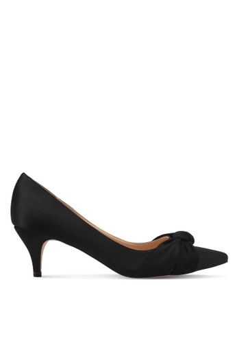 ZALORA black Crossbow Pointed Low Heels 71380SH2BBA41DGS_1