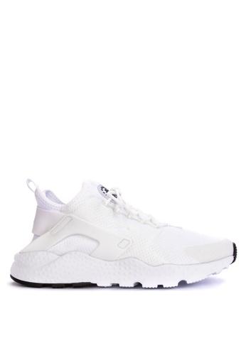 Nike white Nike Air Huarache Run Ultra Shoes 48132SH0875884GS_1