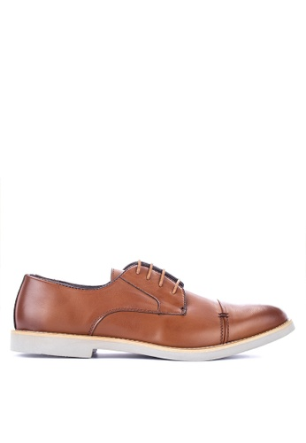 Preview brown Zevon Formal Shoes DA58BSH96C4BE9GS_1