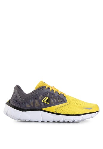 League yellow Volans Evo Running LE825SH41PTYID_1