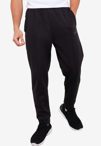 361° black Running Series Knit Pants 9591FAA025B572GS_1