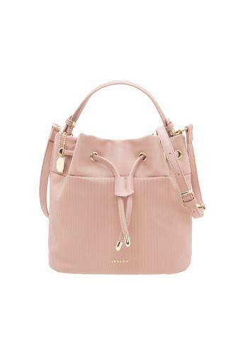 Tracey pink Tracey Melly Drawstring Bucket Bag AAFA0ACDBECB1BGS_1