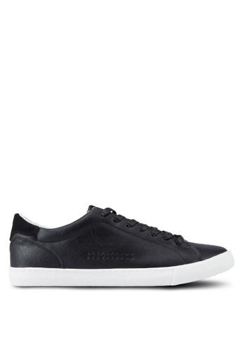 Burton Menswear London black Black Casual Sneakers BU964SH17RTAMY_1