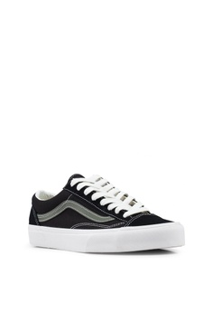 35bac4e958 VANS Style 36 Vintage Sport Sneakers RM 279.00. Available in several sizes  · VANS black and white ...