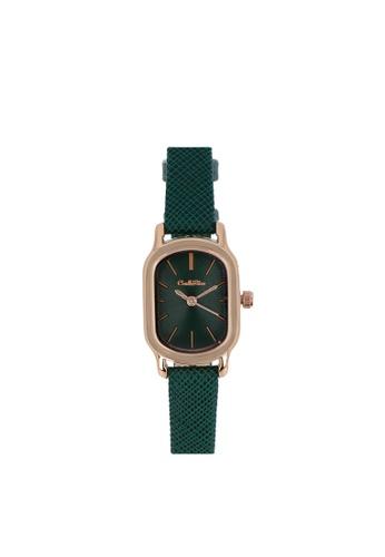Carlo Rino green Dark Green Jade of The Orient 33CDBAC74C19D8GS_1