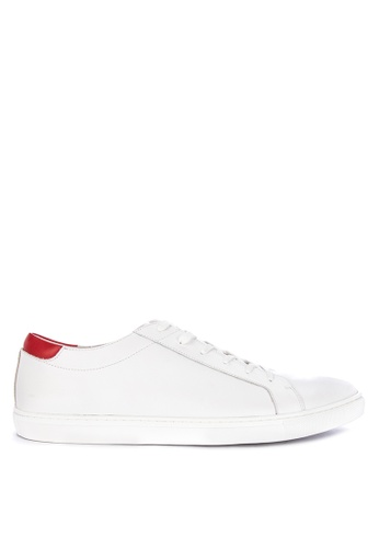 Kenneth Cole white Kam CNY Sneakers A52CBSHBB62DF5GS_1