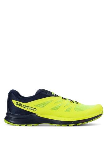 Salomon yellow Sense Pro Shoes 250EESH42CFE0CGS_1