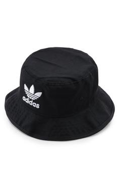 8eab5036 adidas black adidas originals bucket hat ac 94AD1AC05AB11BGS_1
