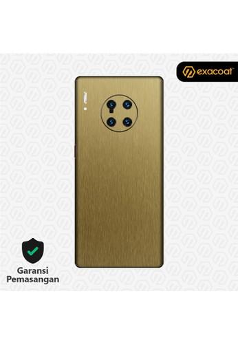 Exacoat Huawei Mate 30 Pro 3M Skins Titanium Series - Titanium Gold 33471ES329AC0FGS_1