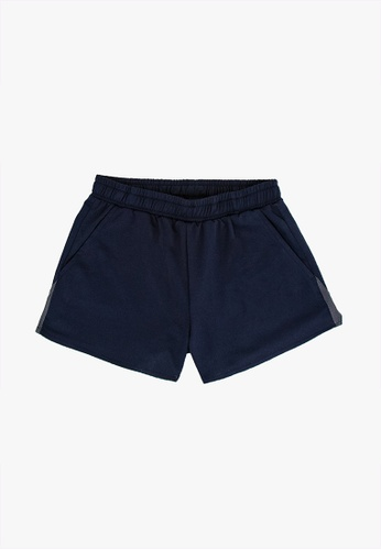 FOREST navy Forest Ladies Sport Shorts Women Quick Dry Short Pants Women - Seluar Pendek Perempuan - 860142 - 33Navy 8DB73AAD406624GS_1