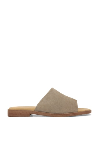 ROC Boots Australia grey Loco Grey Sandal RO289SH22BQVSG_1