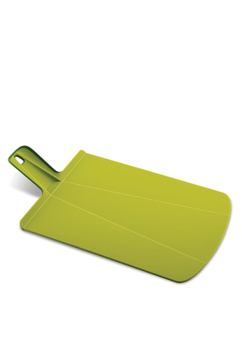 Joseph-Joseph green Chop2Pot Plus Folding Chopping Board 61A72HL2DF4D11GS_1