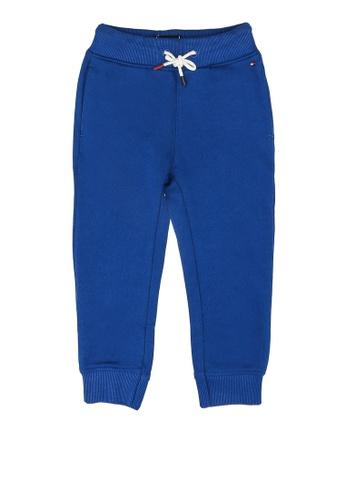 Tommy Hilfiger blue Hilfiger Sweatpants CB2D5KAC5AB8DDGS_1