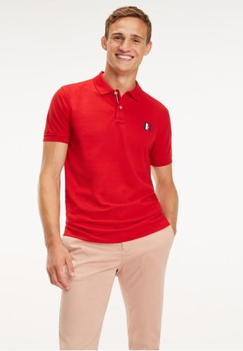 7ed5dc545 Shop Tommy Hilfiger Icon Mini Badge Polo Shirt Online on ZALORA Philippines