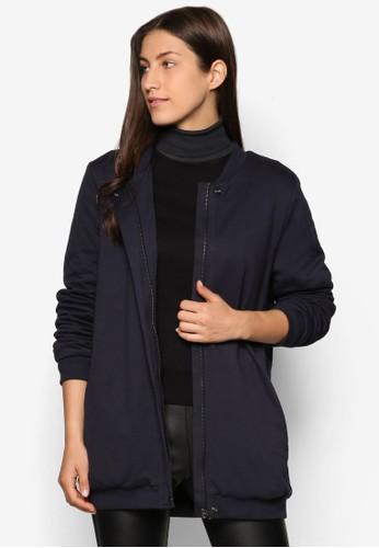 Collection 長版飛行員夾克、 服飾、 夾克 & 大衣ZALORACollection長版飛行員夾克最新折價