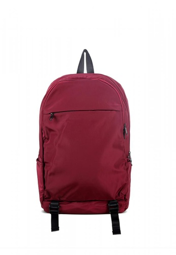 Timeless Manila red Rune Backpack 515FCAC0040F1BGS_1