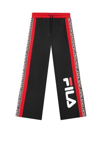 0204d53e048a Buy FILA Side Taped Pant | ZALORA HK