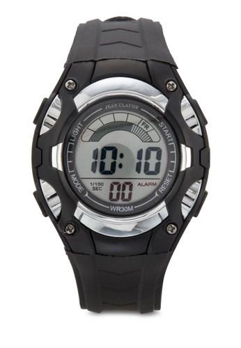 多功能運zalora 包包 ptt動風電子錶, 錶類, 其它錶帶